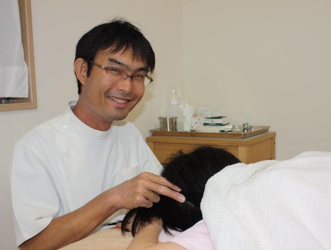頭痛や自律神経症状、更年期に頭の手技|町田、相模原地域の仄々鍼灸院